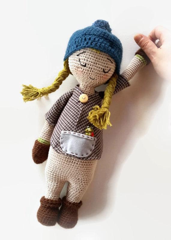 Amigurumi Doll Hands : Amigurumi Doll, Crochet Doll, Amigurumi Puppet, Stuffed ...