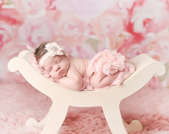 Curved Bench Newborn Prop, Photography Prop, Newborn Photo Prop, Baby Prop, Newborn Prop,Photo Prop,photography props (choose color)