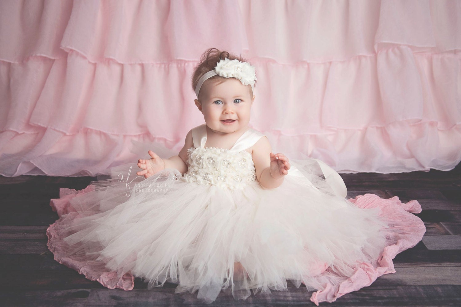 ivory tutu flower girl dress flower girl dresses tutu flower