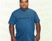 Sweetie Pi T-Shirt - Blue Organic