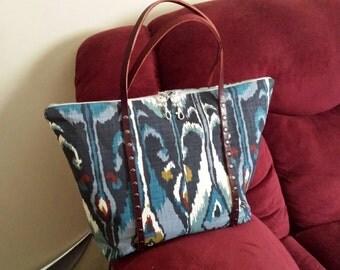 Large Tote Bag/Weekender Bag/Carry On