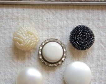 Elegance-Push pins, decorative thumb tacks, vintage jewelry push pins, thumb tacks, push pins, thumb tack set by My Sweet Maison.