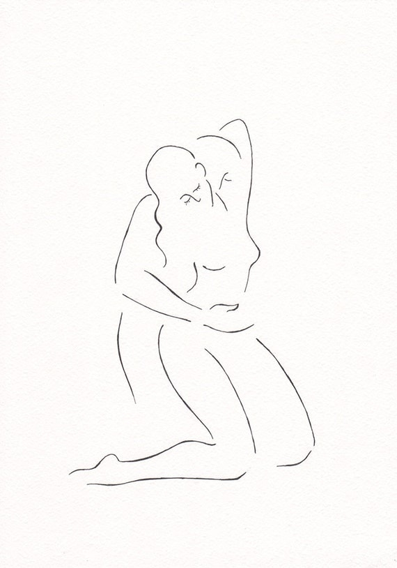 Erotic Illustration For Bedroom Gallery Wall Sets Black And