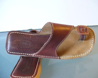 Vintage Stegmann Sandal  Size US 7