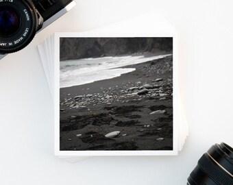 Iceland Photography, Wall Art, Iceland Black Sand Beach, Landscape Photography, Travel Print, Fine Art, Wall Decor, Affordable Wall Art