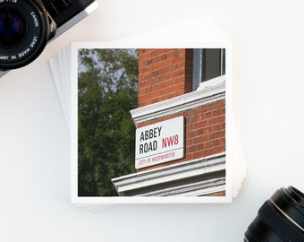London Print, Abbey Road, Fine Art Print, Home Decor, Affordable Wall Art, City Photography, Travel Print, Wall Art, London Photography