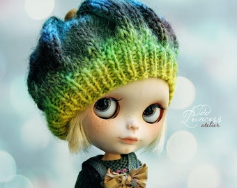 Blythe Beret AUTUMN MELODY By Odd Princess Atelier, Special Occasion Outfit