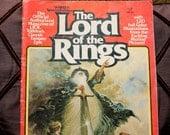 LOTR Special Vintage Movie Tie-In Magazine | 1979 | Fantasy Book Nerd Gifts | Hobbit | JRR Tolkien | Animated Film | Collectors Item | COOL!