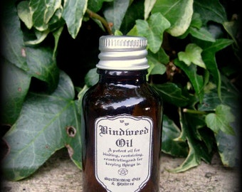 Bindweed Oil 25ml:  Magic, Witchcraft, Sorcery, Wicca