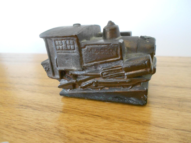 Nycrr Cast Iron Train: Vintage Cast Iron Train. Pike's Peak Railway. Miniature