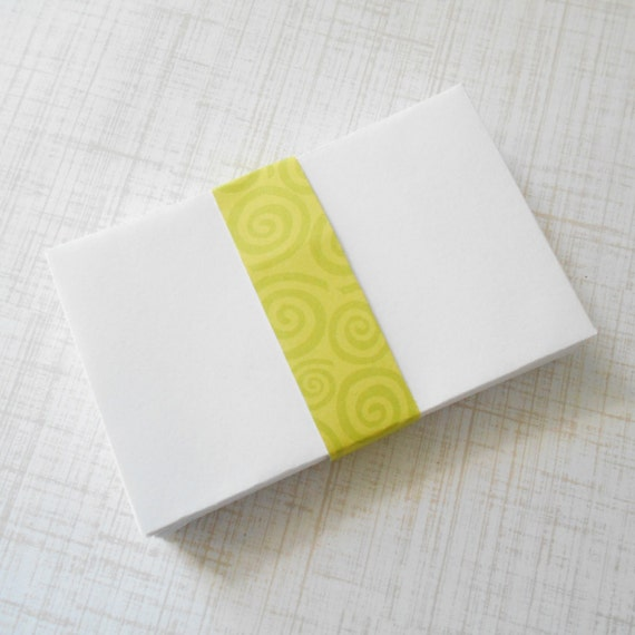 Mini Envelopes Business Card Envelopes Seed Envelopes