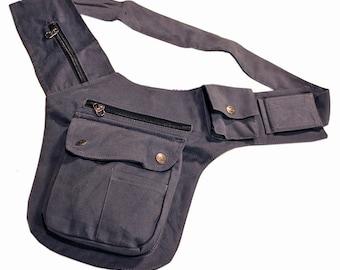 Large Pocket Belt Bag