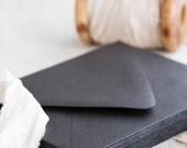 Envelope Bundle: A2 Metallic Black