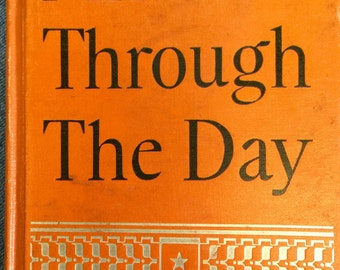 All Through the Day New Health and Growth Series by W.W. Charters, Dean F. Smiley & Ruth M. Strang, The MacMillan Co., 1941