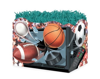 Sports Theme Gift Box, Gift Basket Boxes, Decorative Boxes