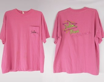 Cigarette Shirt/ 90s Neon/ Surf Shirt/ Tumblr Aesthetic/ Vaporwave/ 90s Fashion/ 90s Graphic Tee/ 90s Hip Hop Clothing/ Streetwear/ Hype