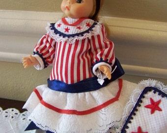 Go fly a Kite! Madame Alexander 8 inch doll