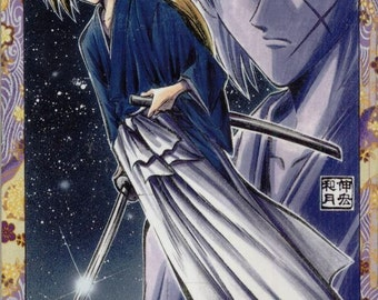 Rurouni Kenshin 11--Manga--Japanese Text