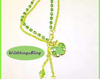 APPLE GREEN BRACELET