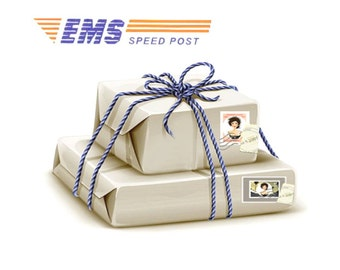 SHIPPING Upgrade, EMS, Express Mail Shipping