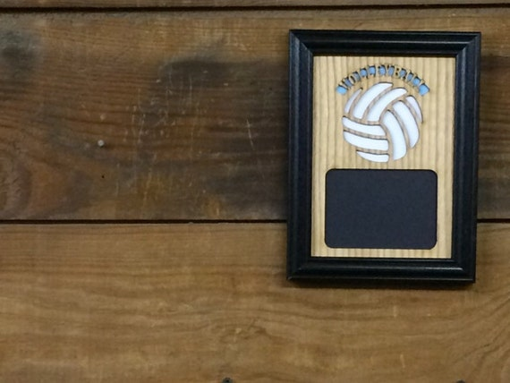 5x7 8x10 or 11x14 Volleyball Picture Frame by legacyimages ...