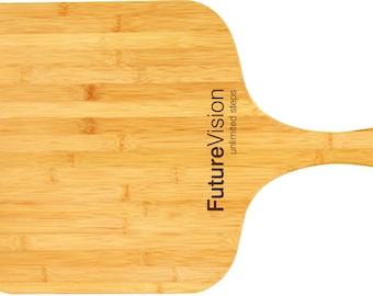 Personalized Bamboo Pizza Board