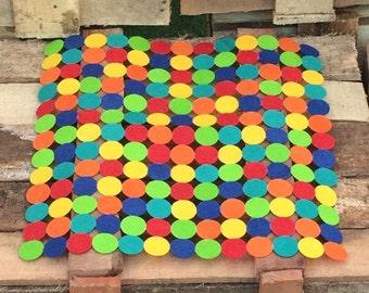 Pop of Color Mat