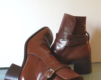 Vintage Ralph Lauren Made in Italy  Boots Size 6B US