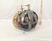 Steampunk Clockwork Halloween Pumpkin