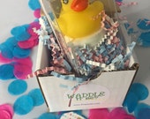 Gender Reveal for Out-Of-Town Family and Friends: Pregnancy Reveal Fizz
