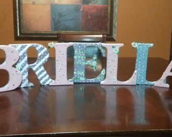 Glam Letters