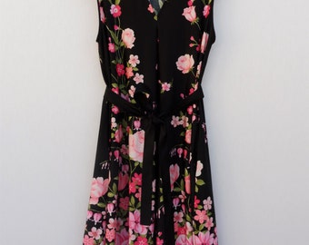 Midnight Garden Sway Dress