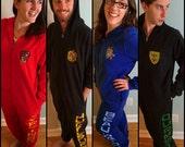 Hogwarts House Adult Onesie