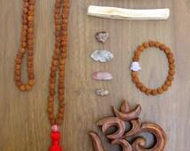 om meditation set