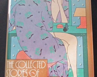 Colette, The Collected Stories of Colette, Robert Phelps, vintage book
