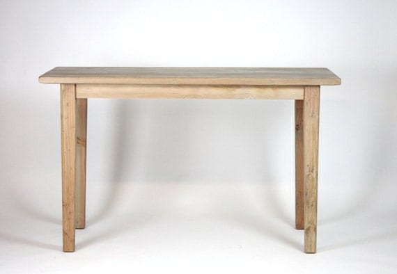 handmade french kitchen island counter height table