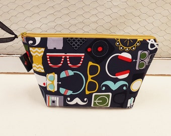 Travel pouch, Toiletry bag, Cosmetic bag, Makeup bag
