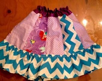 My little princess boho skirt