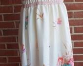 Vintage Sleeveless Strapp...