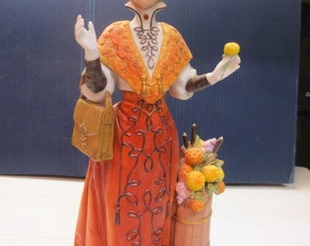 Avon 1991 Mrs. Albee President's Club Award Figurine No Box
