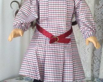 Samantha American Girl Vintage  Original Retired  1980s Pre Mattel, Pleasant Company 18 inch Doll