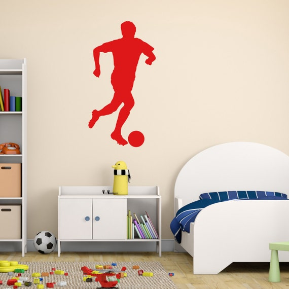 football player wall sticker footballer wall sticker football player name wall sticker wall art com