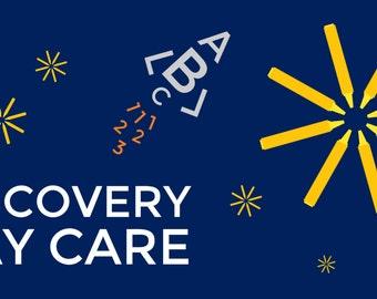 Custom Day Care Banner