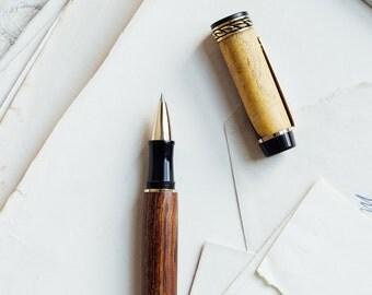 Ironwood Wood Pen