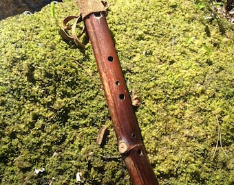 The Elixer-  Wildcrafted Native Flute in Japanese Scale