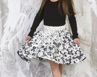 Kids' Easter gifts,Girls' Easter outfits,Clothing,Girls' Clothing,Easter, Skirts,Girls Twirl Skirt,Girls Easter Clothing,Girls Spring Skirt