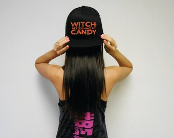 Halloween Hat. Witch Better Have My Candy Snapback Hat. Halloween Costume Hat. Happy Halloween. Halloween Outfit. Witch Better Have My Candy