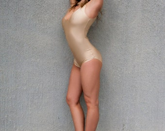 Body Suit - Body Suit Lingerie - Bodysuit - Almost Invisible Body Suit for Women