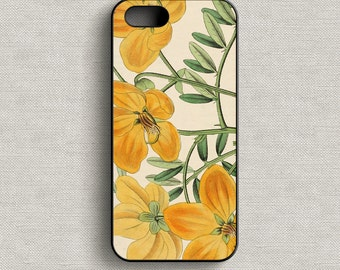 Botanical Phone Case iphone 5 5C 6 6+ 7 7+ Design 322