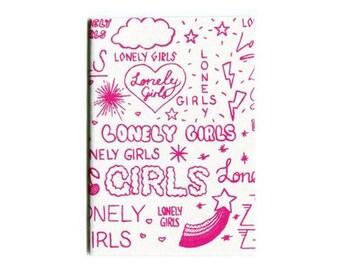 Lonely Girls Mini Zine